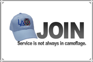 Join Service is Not Always in Camoflage
